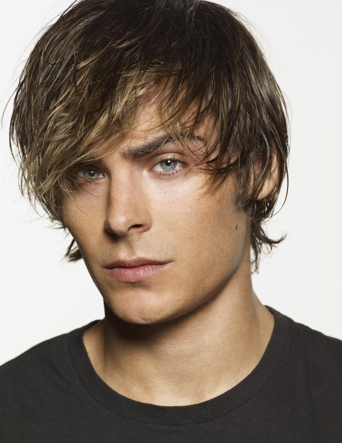 Manner Frisur Lange Haare