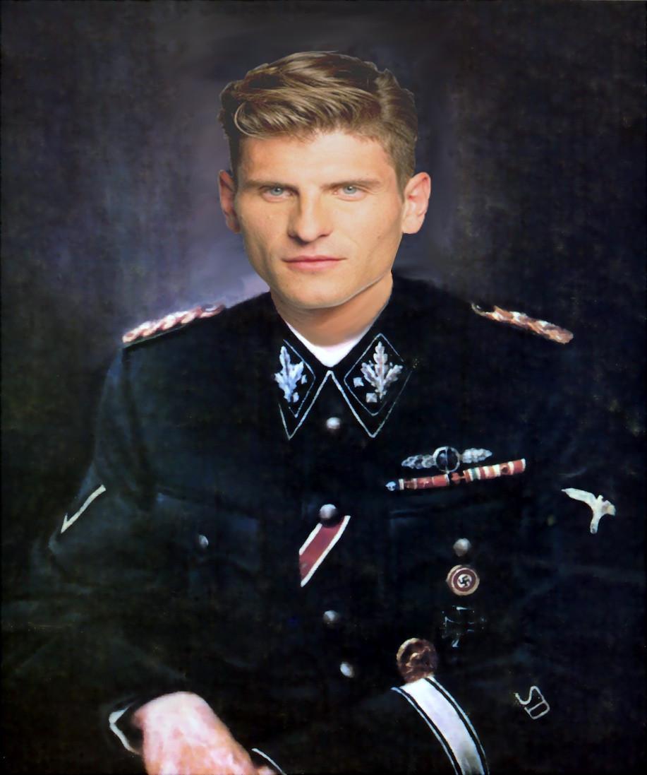 Frisur Wehrmacht