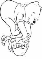 20 Der Besten Ideen Für Winnie Pooh Baby Malvorlagen ...