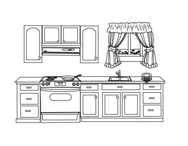 ausmalbilder kochen küche  rösle holzkohlekugelgrill no