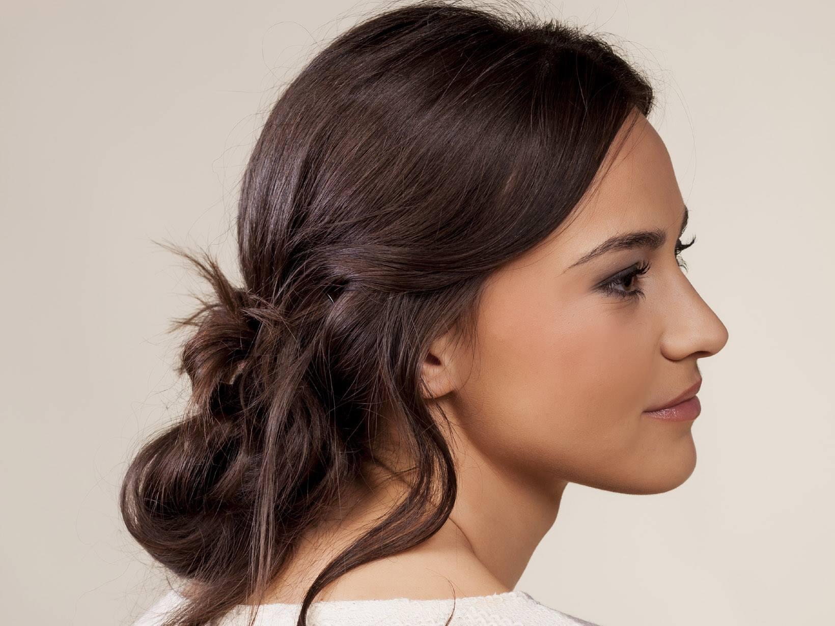 Einfache Frisuren Abiball