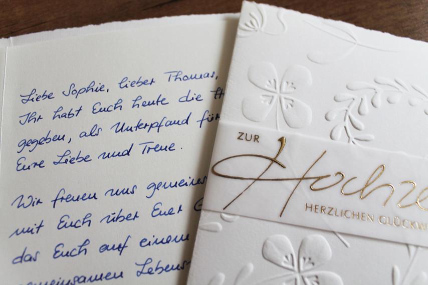 Hochzeit Karte Schreiben.Hochzeitskarte Schreiben Spruche Hochzeitsgrusse