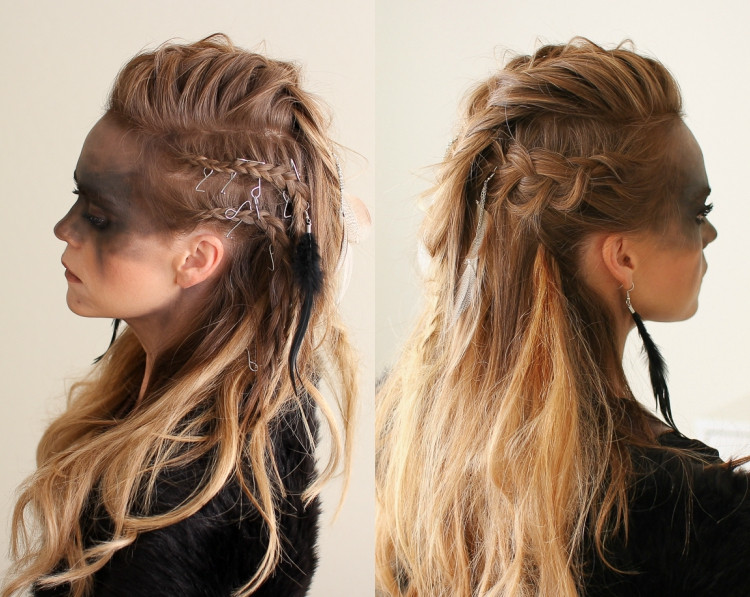 Top 20 Wikinger Frisuren Frauen  Beste Wohnkultur Bastelideen Coloring und FrisurInspiration