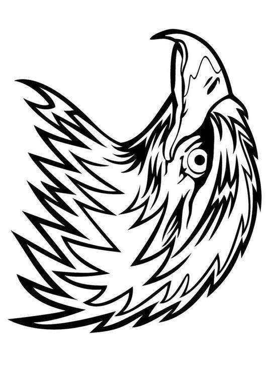 Beste 20 Adler Ausmalbilder - Beste Wohnkultur