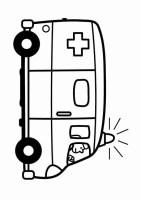 20 Der Besten Ideen Für Ausmalbilder Krankenwagen   Beste ...