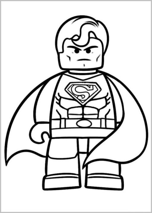 Die 20 Besten Ideen Für Malvorlagen Lego - Beste