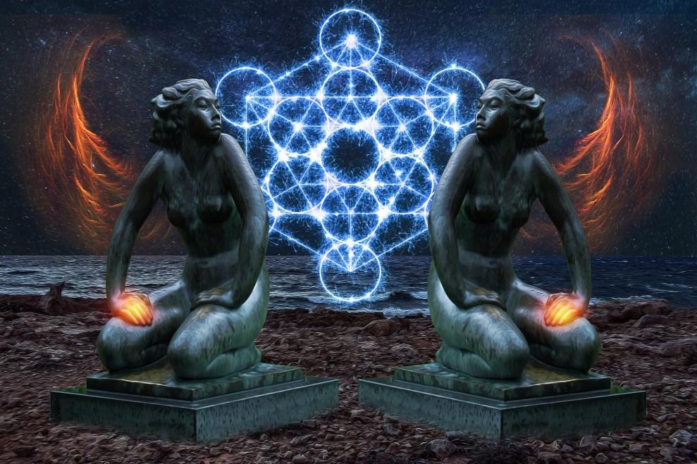 Kaj lahko dosežejo združeni dvojni plameni?