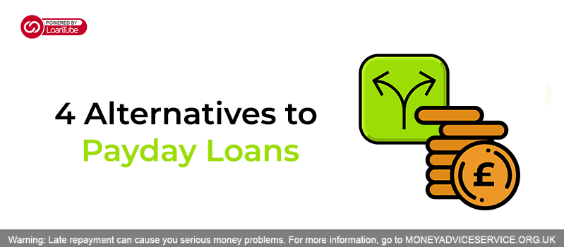 4 Alternatives to Payday Loans