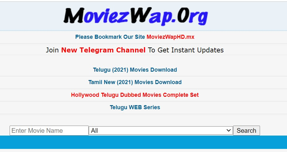 Moviezwap 2021 – Latest Updates About Movies Site
