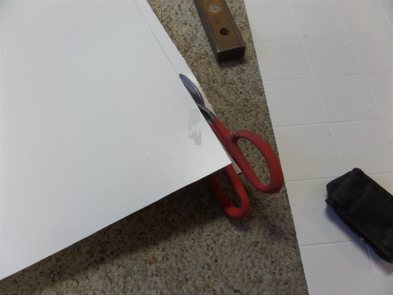 Cutting Frp Panels With Circular Saw
