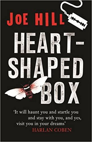 BOOK REVIEW: HEART SHAPED BOX