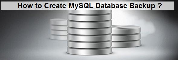 How To Create MySQL Database Backup With PhpMyAdmin