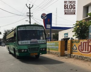Salem To Yercaud TNSTC Bus Timing