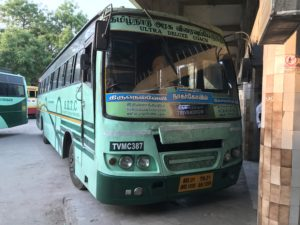 Vellore Marthandam SETC Bus Schedule 297 UD