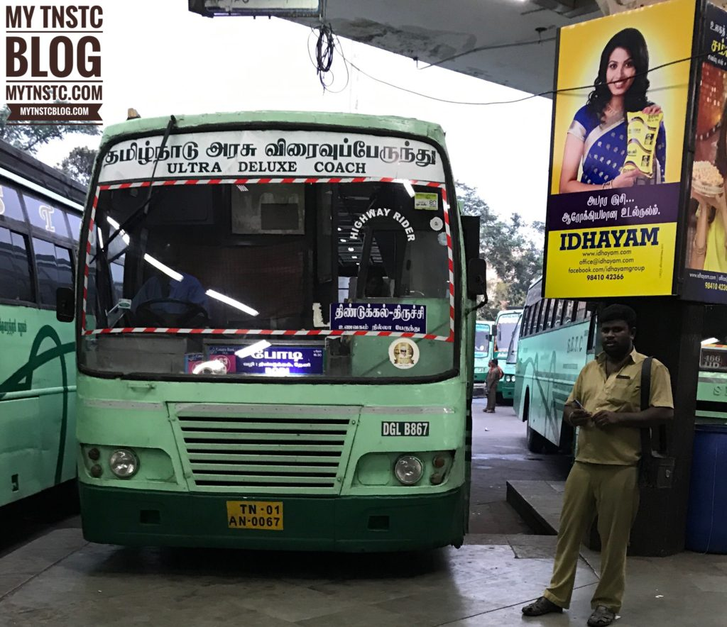 Bodi To Chennai SETC Bus Service Timing Fare 163 UD via Theni Batlagundu