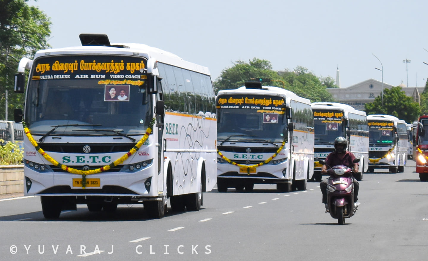 TNSTC SETC MTC COVID 19 Operational Update Lockdown Day 118 24th August 2020