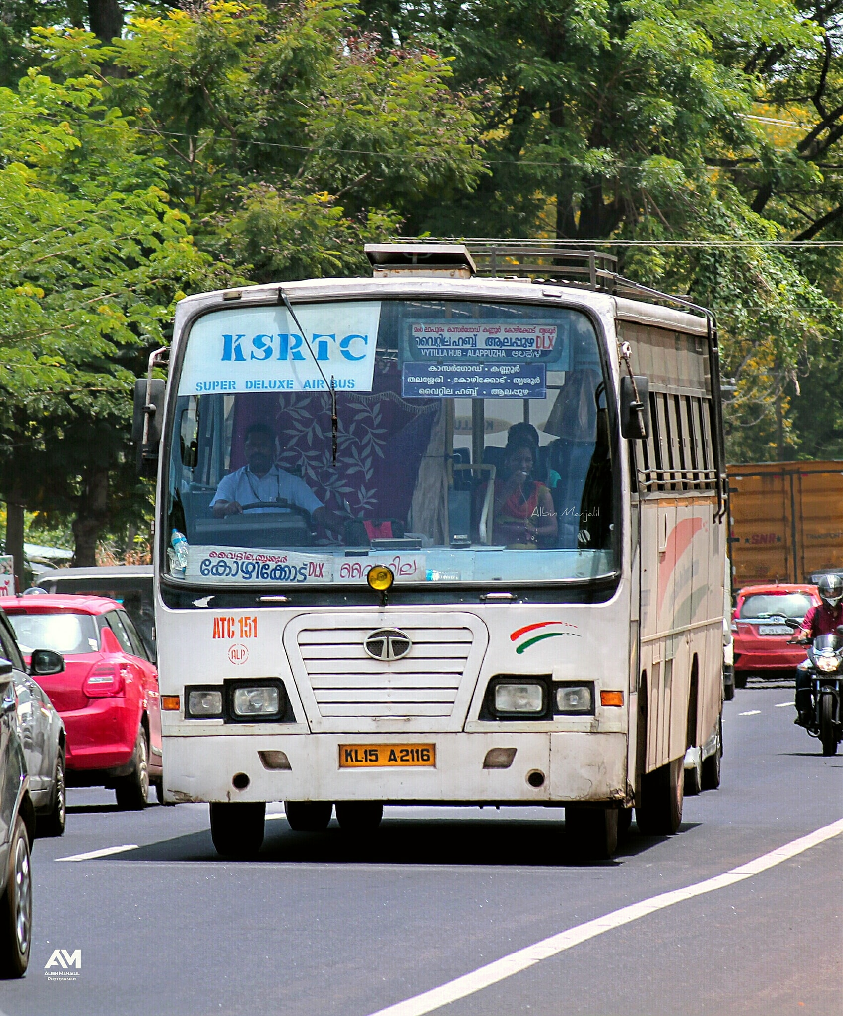 Thrissur To Chennai KSRTC Onam Special Super Deluxe Bus Service Timings