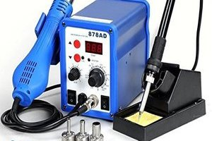How To Pick The Best Soldering Iron 2017 Buyer's Guide
