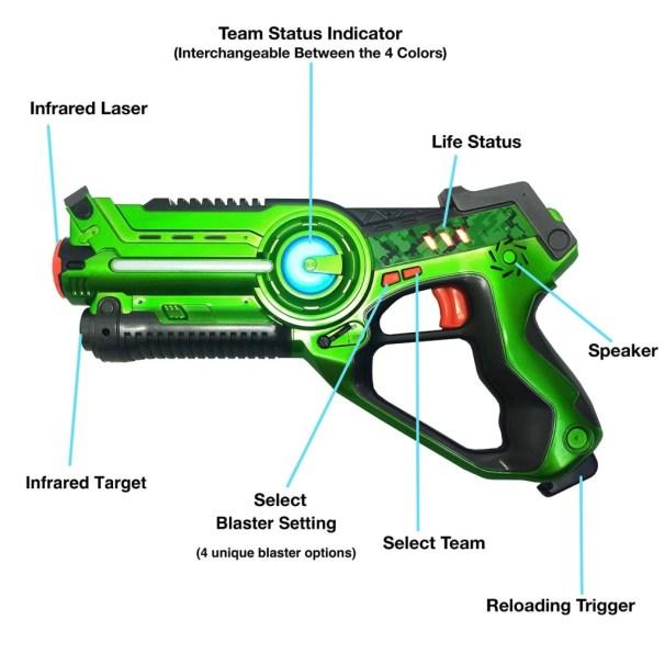 The Best Laser Tag Set Mytop10bestsellers