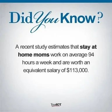 Stay at home Mom deserve life insurance