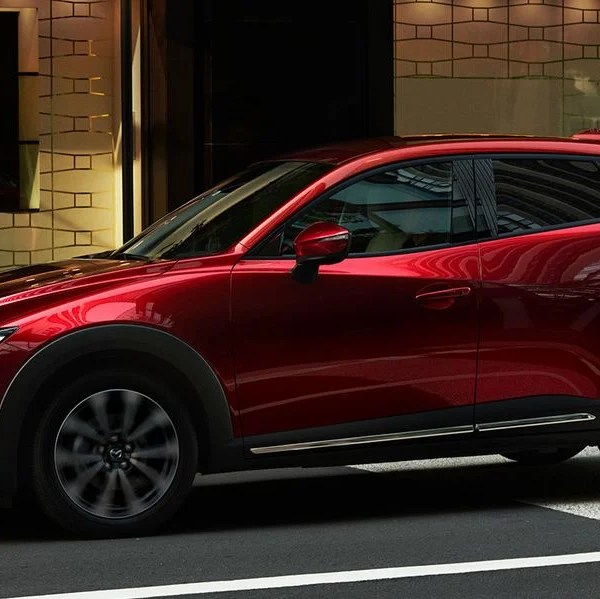Why Mazda CX-3 Sport is one of the cheapest cars to insure