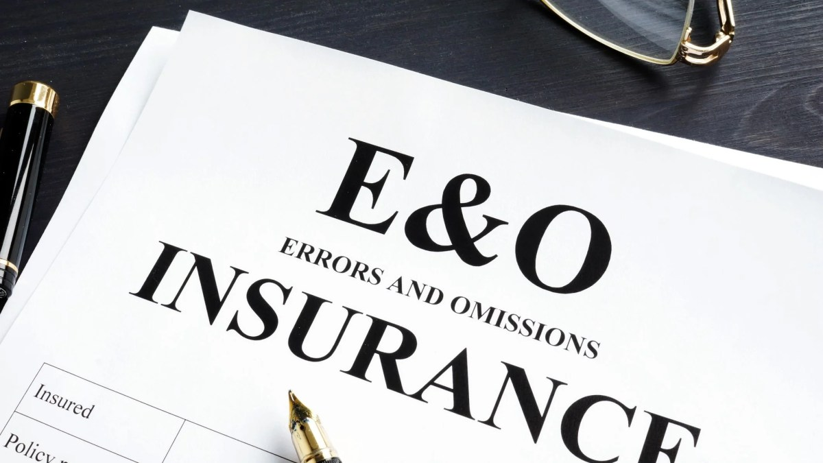 Why you need errors and omissions insurance and how it works for small businesses