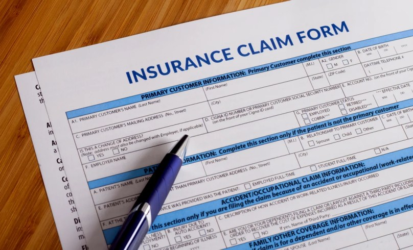 How to file insurance property damage claim in Louisiana