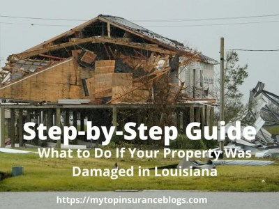 Step-by-step guide on how to file property damage claim in Louisiana
