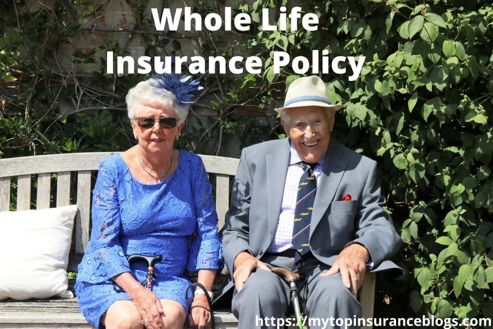 The best whole life insurance policy are