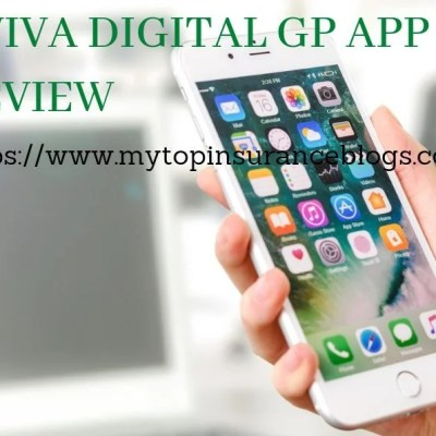 Aviva Digital GP App Review
