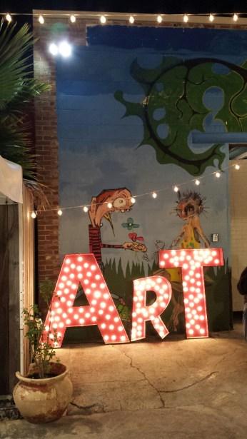Frenchman Art Market