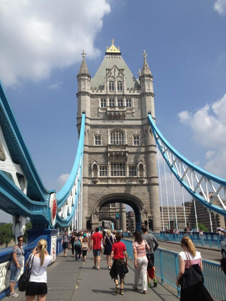 Londres Visiter Tower Bridgede Lintrieur My Tour