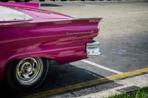 vieille voiture cubaine a la havane