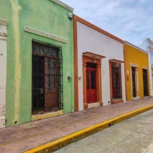 Campeche dans le Yucatan