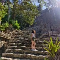 Coba dans le Yucatan