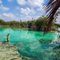 Los Rapidos Bacalar Yucatan