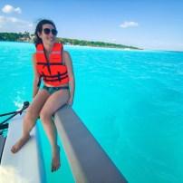 Balade Catamaran Bacalar