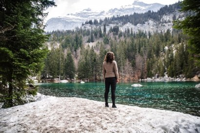 Randonnée Lac Vert Chamonix