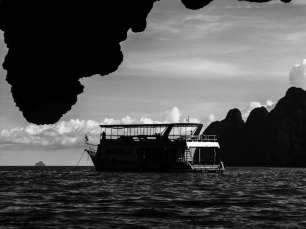 sorties en mer excurssion thailande jame bond island et la baie de phang nga