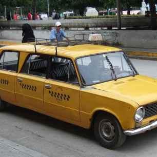 Lada à Cuba