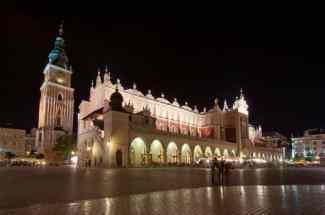 Rynek Cracovie 2