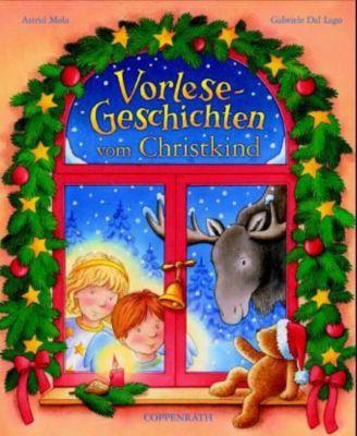 Vorlesegeschichten Vom Christkind, Astrid Mola, Gabriele