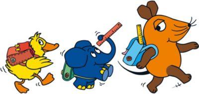 Wandtattoo Sendung Mit Der Maus Maus Elefant Und Ente