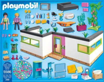PLAYMOBIL 5586 Gstebungalow PLAYMOBIL  myToys