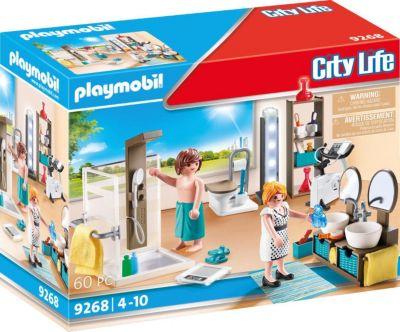 Playmobil® 9268 Badezimmer, Playmobil City Life  Mytoys