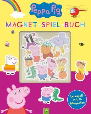 Peppa Pig MagnetSpielBuch, Peppa Pig  myToys