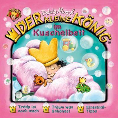 CD Der kleine König 38 - Der Kleine König im Kuschelbett