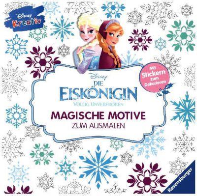 Disney Die Eisknigin Riesenmal Und Rtselspa Mit Elsa