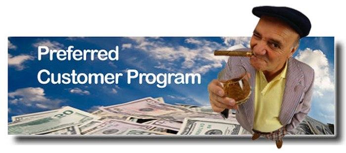preferred-customer-program