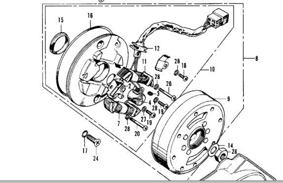 CT70 Condenser-Hitachi